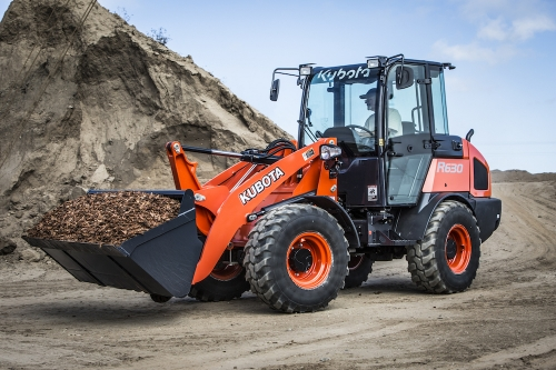 Kubota R630 Wheel Loader