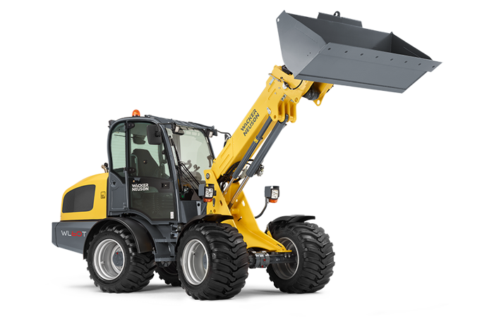Wacker WL60T Telescopic Loader