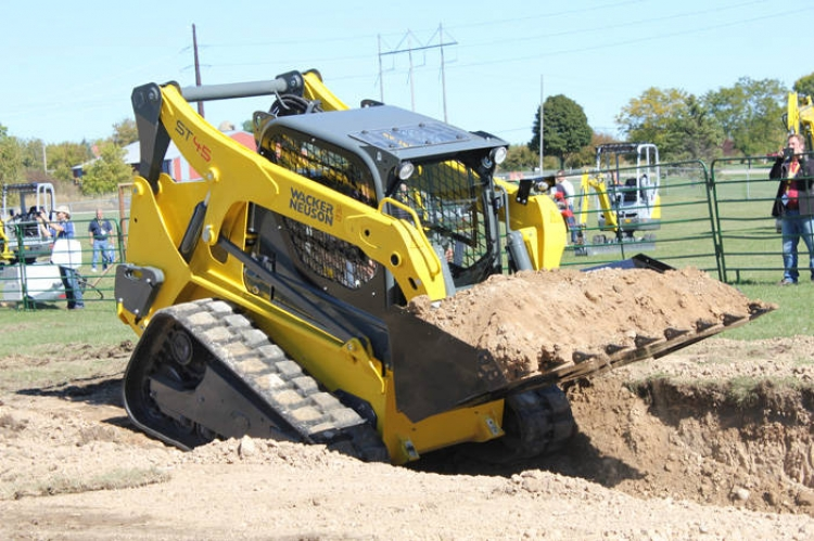 Wacker Neuson Track Loaders